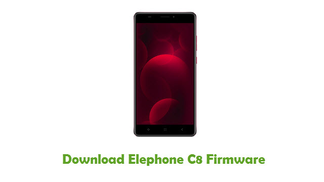 Download Elephone C8 Firmware