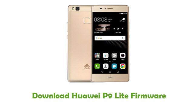 Huawei P9 Lite Stock ROM