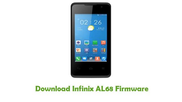 Download Infinix AL68 Stock ROM