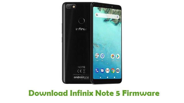 Download Infinix Note 5 Firmware