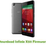 Infinix X511 Firmware