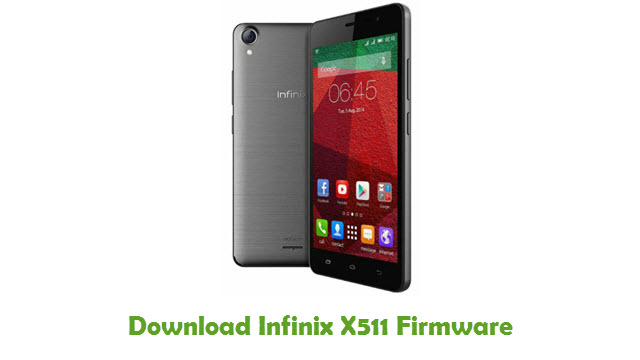 Download Infinix X511 Firmware
