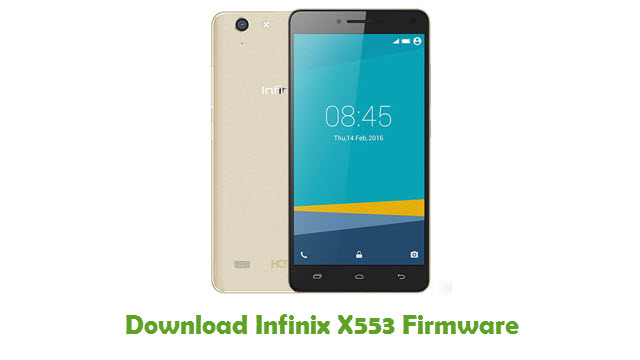 Download Infinix X553 Stock ROM