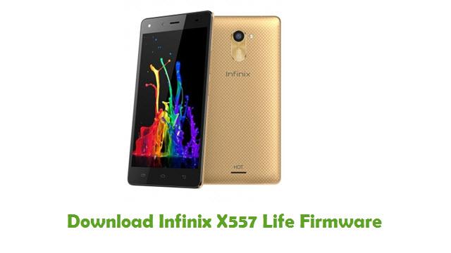 Infinix X557 Life Stock ROM