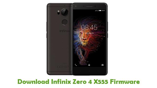 Download Infinix Zero 4 X555 Firmware