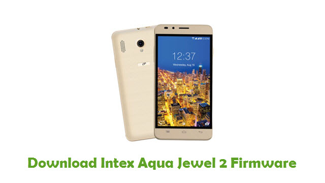 Download Intex Aqua Jewel 2 Firmware