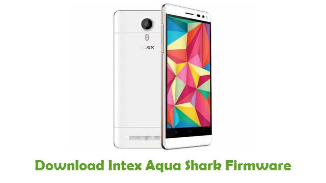 Download Intex Aqua Shark Firmware