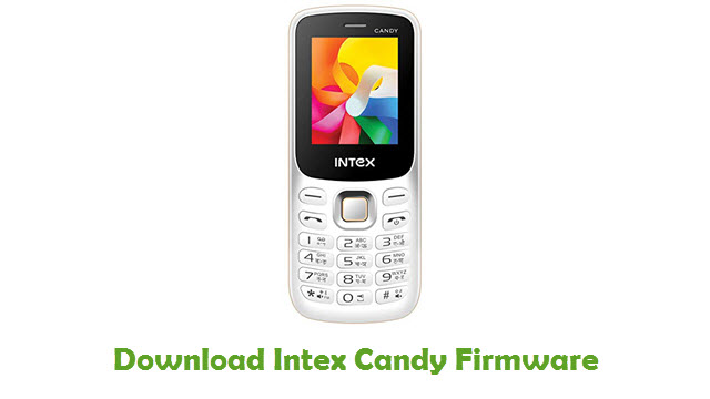 Download Intex Candy Firmware