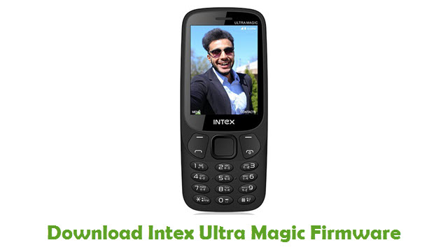 Intex Ultra Magic Stock ROM