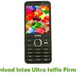 Intex Ultra Selfie Firmware