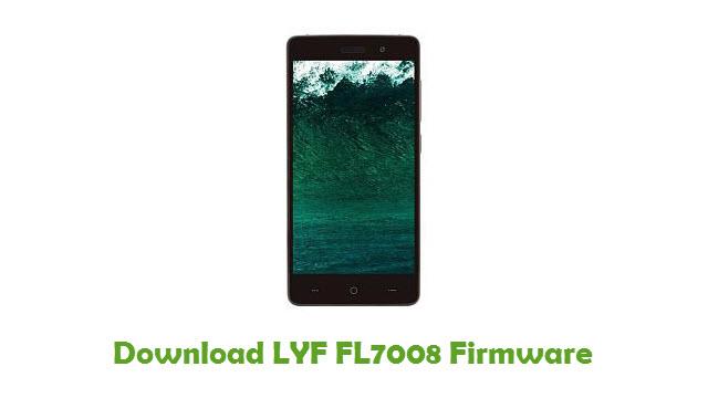 LYF FL7008 Stock ROM