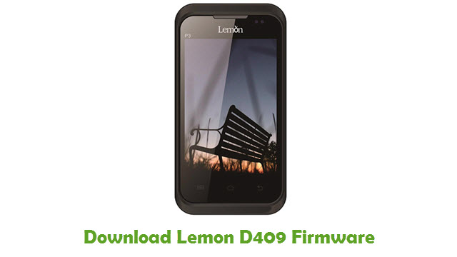 Download Lemon D409 Firmware