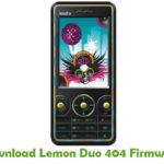Lemon Duo 404 Firmware