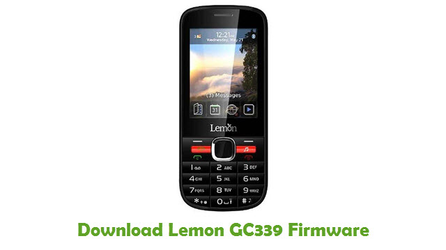 Download Lemon GC339 Firmware