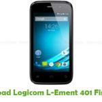 Logicom L-Ement 401 Firmware