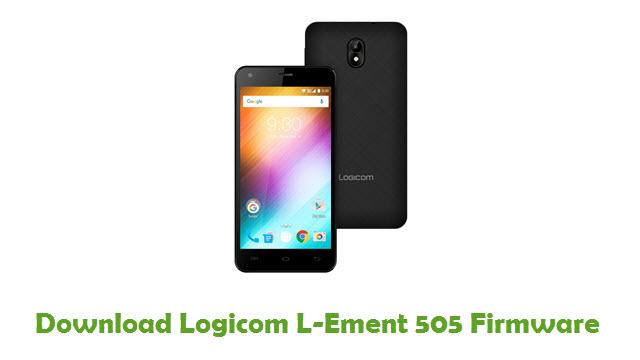 Logicom L-Ement 505 Stock ROM