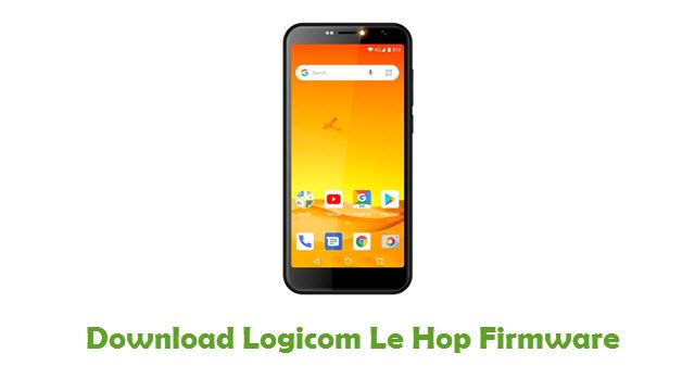 Logicom Le Hop Stock ROM