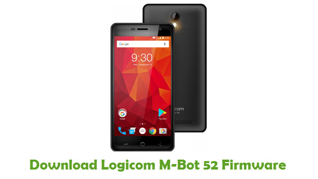 Logicom M-Bot 52 Stock ROM