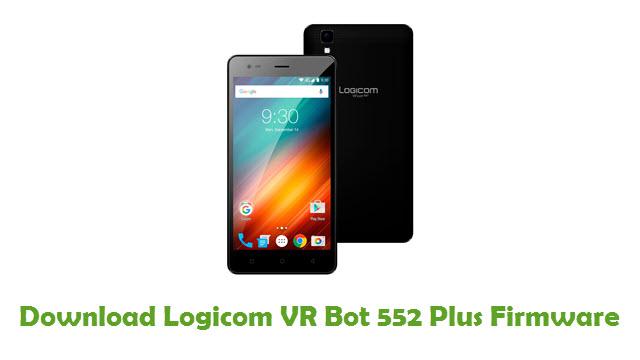 Logicom VR Bot 552 Plus Stock ROM