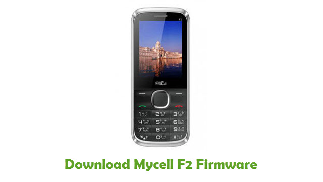 Download Mycell F2 Firmware