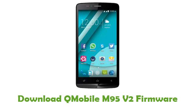 Download QMobile M95 V2 Firmware