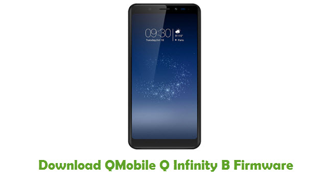 Download QMobile Q Infinity B Firmware