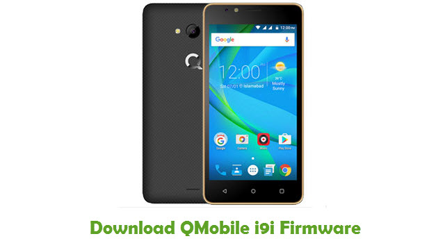 Download QMobile i9i Firmware
