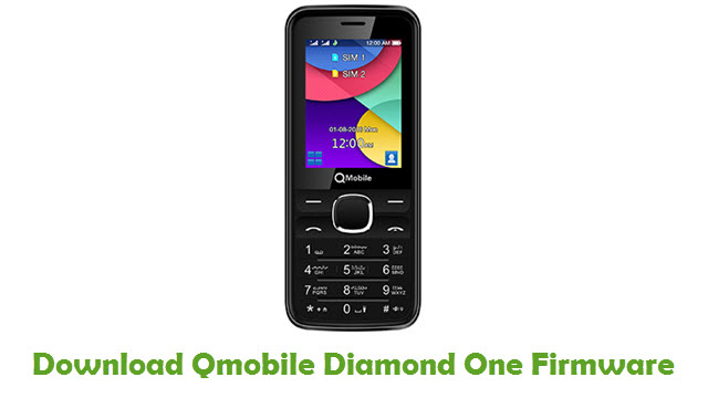 Qmobile Diamond One Stock ROM