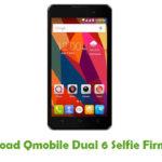 Qmobile Dual 6 Selfie Firmware