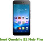 Qmobile E2 Noir Firmware