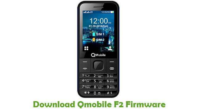 Download Qmobile F2 Firmware
