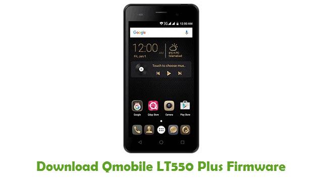 Download Qmobile LT550 Plus Firmware
