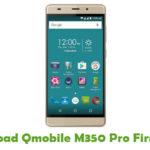 Qmobile M350 Pro Firmware