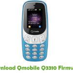 Qmobile Q3310 Firmware