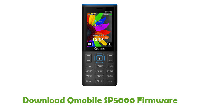 Download Qmobile SP5000 Firmware