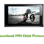 SYH C820 Firmware