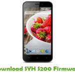 SYH S200 Firmware