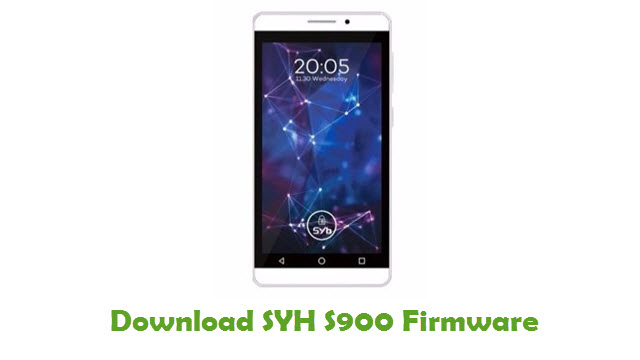 SYH S900 Stock ROM