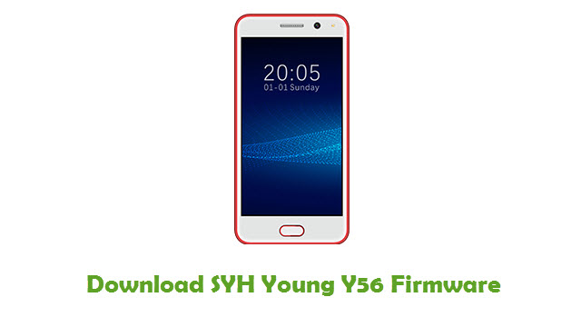 Download SYH Young Y56 Firmware