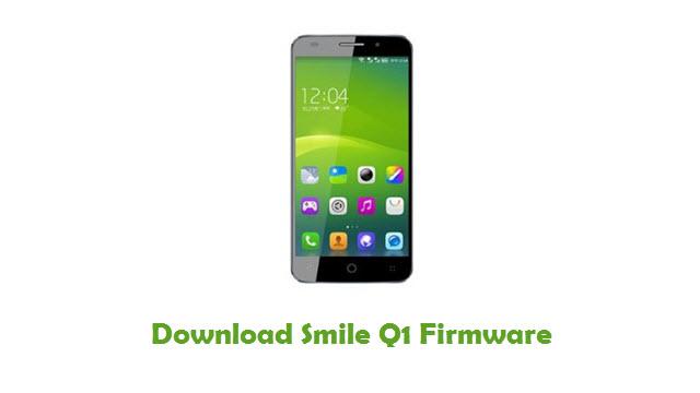 Smile Q1 Stock ROM