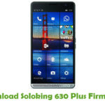Soloking 630 Plus Firmware