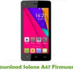 Solone A47 Firmware