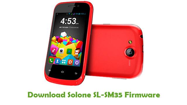 Download Solone SL-SM35 Firmware