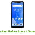 Ulefone Armor 5 Firmware