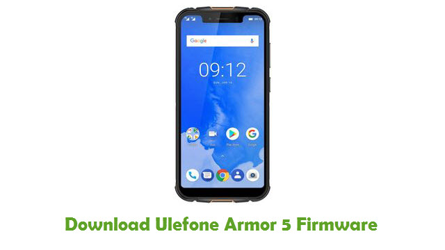 Download Ulefone Armor 5 Firmware