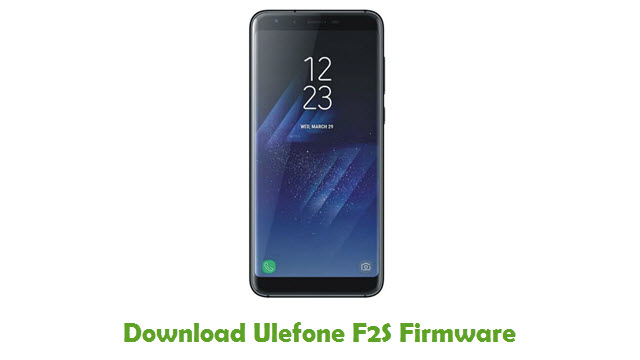 Download Ulefone F2S Firmware
