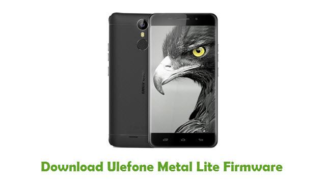 Download Ulefone Metal Lite Firmware