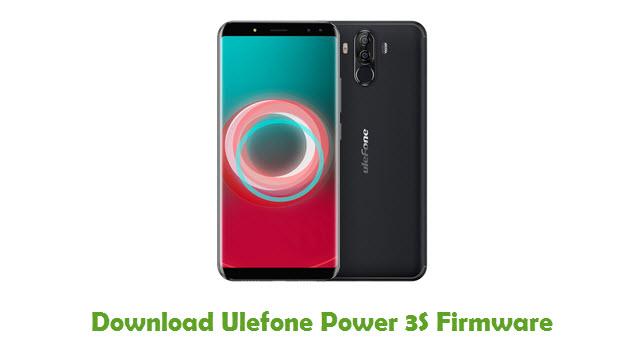 Download Ulefone Power 3S USB Driver