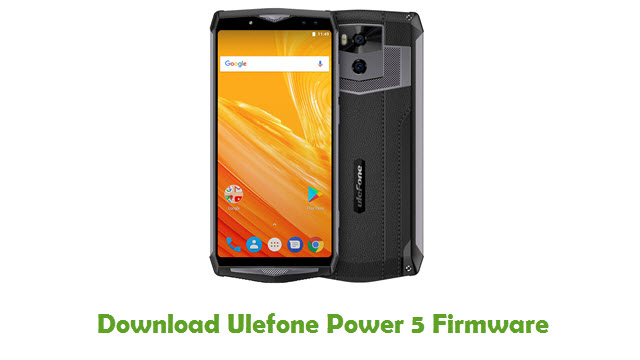 Download Ulefone Power 5 Firmware