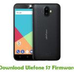 Ulefone S7 Firmware